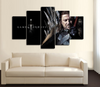 HD Printed Game of Thrones - Ned Stark 5 Piece Canvas