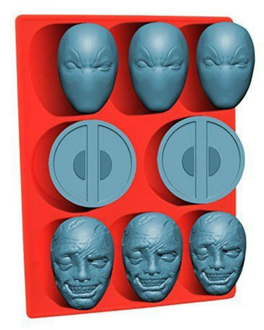 Diamond Select Toys Marvel Deadpool Silicone Tray