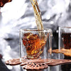 2015 New Creative Designer Skull Head Shot Glass Fun Doomed Transparent Party Doom Drinkware Gift for Halloween 1N46 62K2