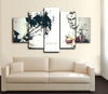 HD PRINTED SUPERMAN BATMAN COMICS ART CANVAS PRINT