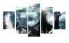 HD Printed Final Fantasy 5 Pieces Canvas