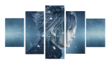 HD Printed Final Fantasy XV - Noctis Lucis 5 Pieces Canvas