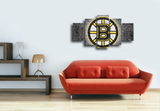 HD Printed Boston Bruins 5 Piece Canvas