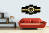 HD Printed Boston Bruins Logo 5 Piece Canvas