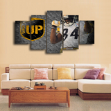 HD Printed Antonio Brown Football 5 Pieces Canvas Style B