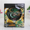 Dragon ball Z Dragon Figure Shenlong + 7 Dragon Balls 4cm + 1 shelf brinquedos
