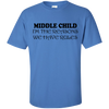 Middle child A