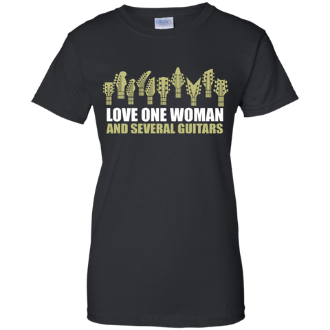Ladies Custom 100% Cotton T-Shirt