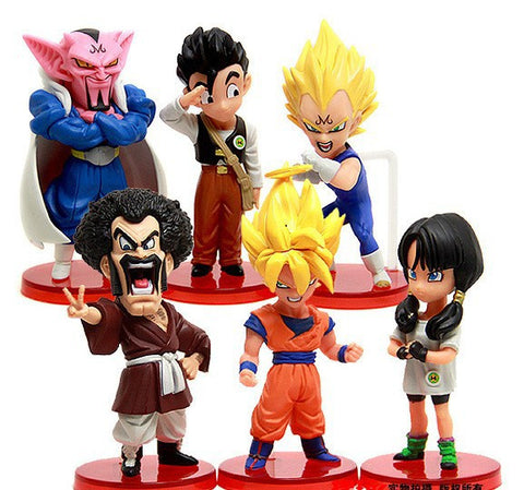Dragon Ball Z - Goku Vegeta Super Saiyan 6 Pieces/ a Lot
