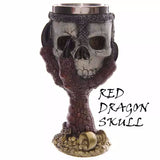 Skull Series Goblet Cup