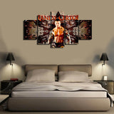 HD Printed Randy Orton 5 Pieces Canvas A