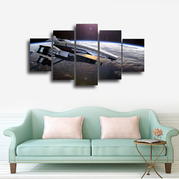 HD Printed SSV Normandy SR-1 5 Pieces Canvas
