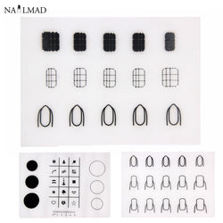 Mini Silicone Stamping Mat for Stamping Decals 20*15cm