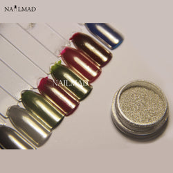 1g Chrome Mirror Pigment-Gold