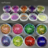 0.5g/box Chameleon Flakes - 10 colors