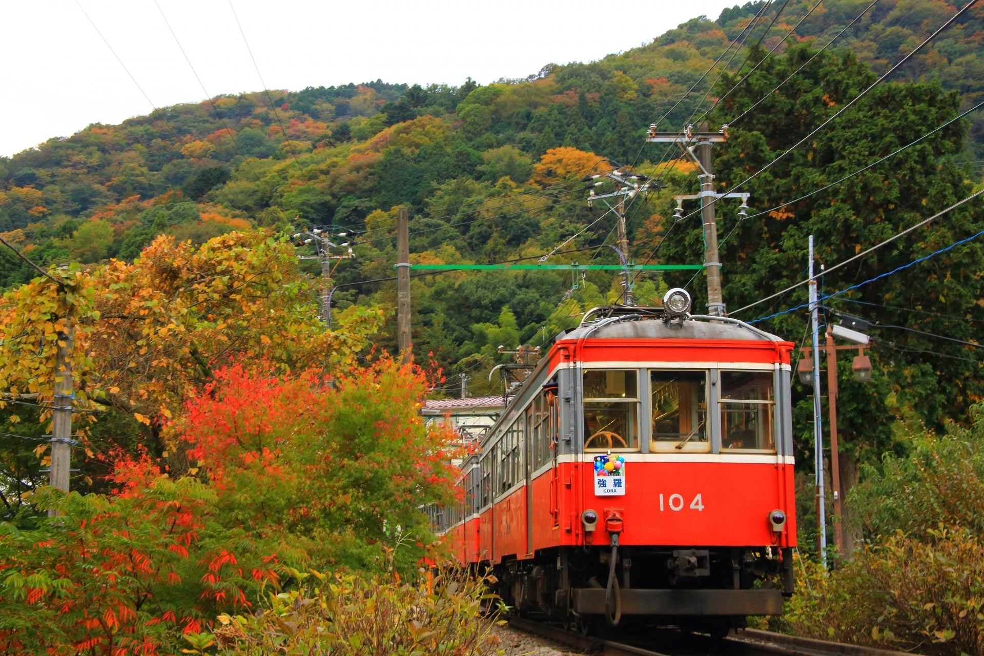 HAKONE - a getaway from exciting Tokyo