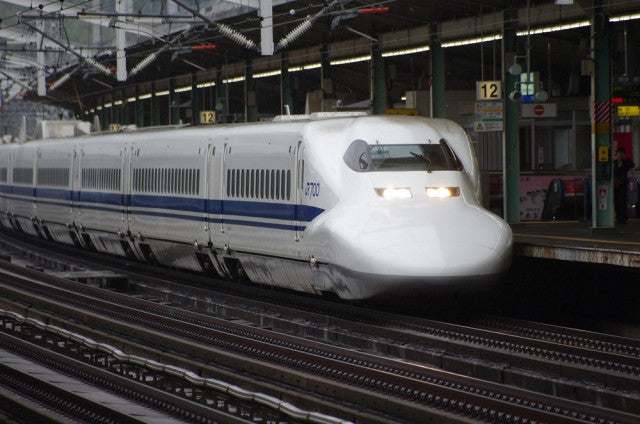 How to ride bullet train, Shinkansen