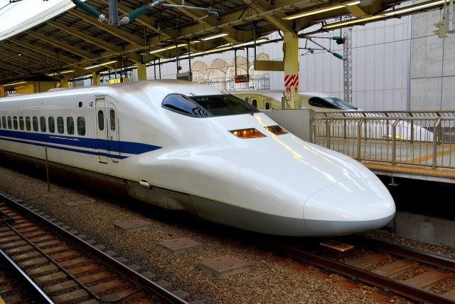Where can I take a bullet train in Tokyo?