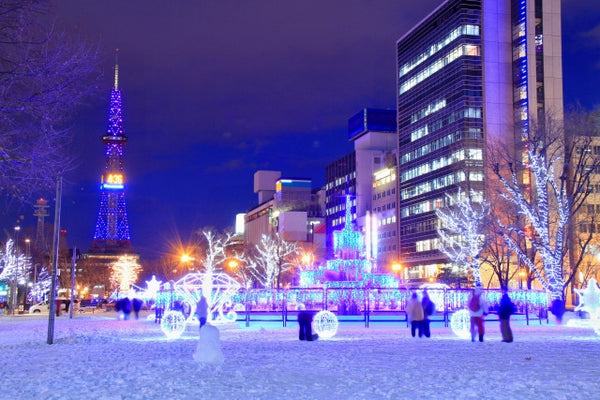 From Sapporo