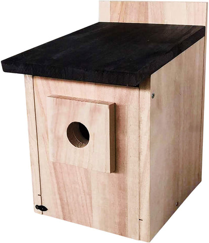 Meric DIY Wood Birdhouse, 11.8