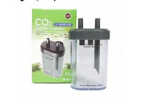 BPA-Free Plastic Rhinox DIY Co2 Bubble Counter
