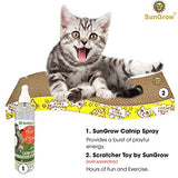 SunGrow Catnip Spray - Attracts cat like magnet