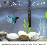 Fully Submersible Water Heater for Aquariums