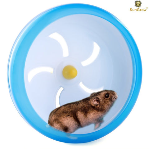 Hamster Spinner Wheel for Mouse and Small Pets