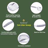 5 Piece of Non-stick Cat Litter Scoop