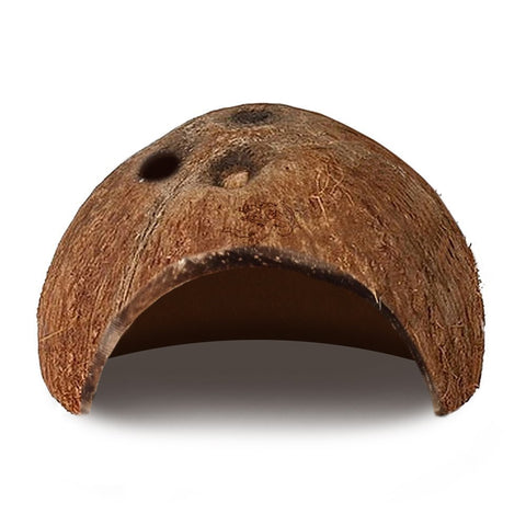 LUFFY Natural Coco Hut - Eco Friendly, Non-toxic, Made of Real coconut
