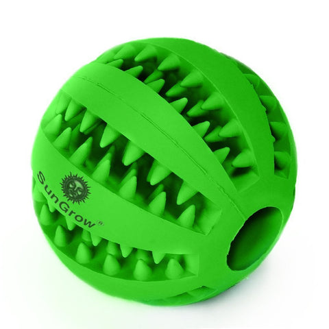 Dental Chew Treat Ball for Dogs & Cats