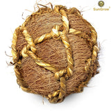 Coconut Fiber Ball for Rabbits and Kittens