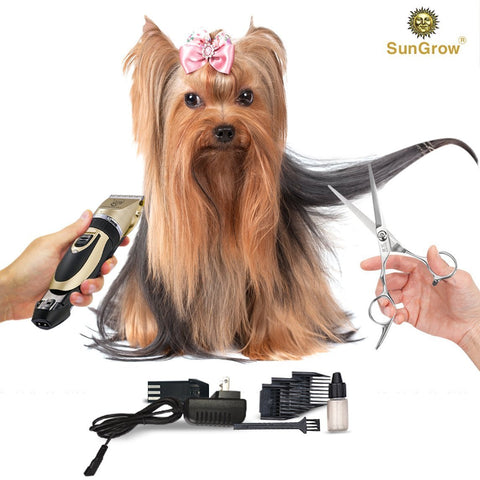 All Inclusive Pet Grooming Kit