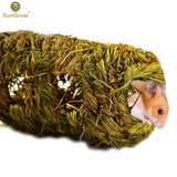 Hand-woven Seagrass Tunnel Toy
