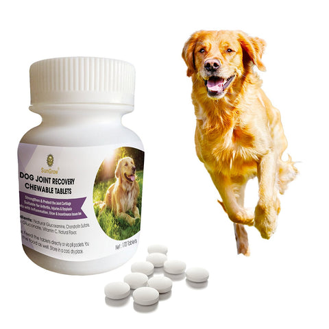 SunGrow Dog Joint Recovery Chewable Tablets