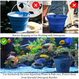 SunGrow Collapsible Aquarium Bucket