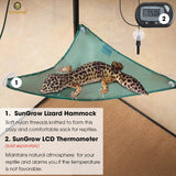 Reptile Mesh Hammock by SunGrow