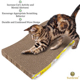 Scratcher Toy for Cats by SunGrow