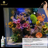 Sea Squirt Acrylic Feeder with 10ml capacity