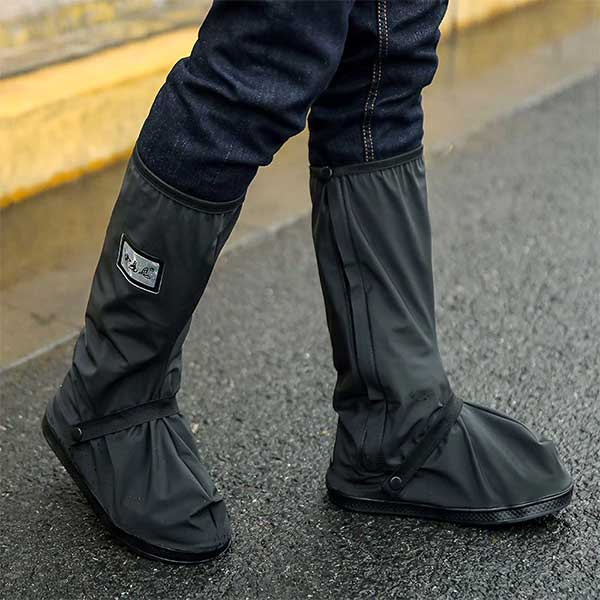 Waterproof Motorcycle Boot Covers - Blown Biker - 1