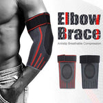 2 Pc Elbow Compression Support Sleeves (1 pair) - Blown Biker - 1