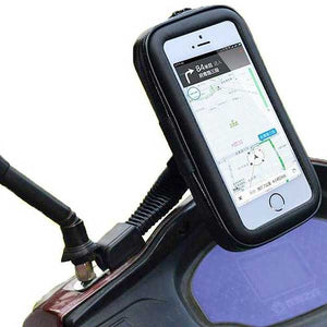 Waterproof Cell Phone Holder - Blown Biker - 2