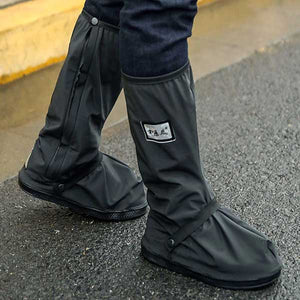 Waterproof Motorcycle Boot Covers - Blown Biker - 3