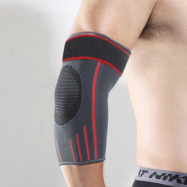 2 Pc Elbow Compression Support Sleeves (1 pair) - Blown Biker - 2