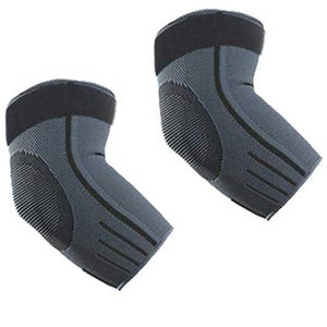 2 Pc Elbow Compression Support Sleeves (1 pair) - Blown Biker - 7