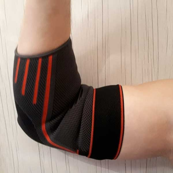 2 Pc Elbow Compression Support Sleeves (1 pair) - Blown Biker - 4