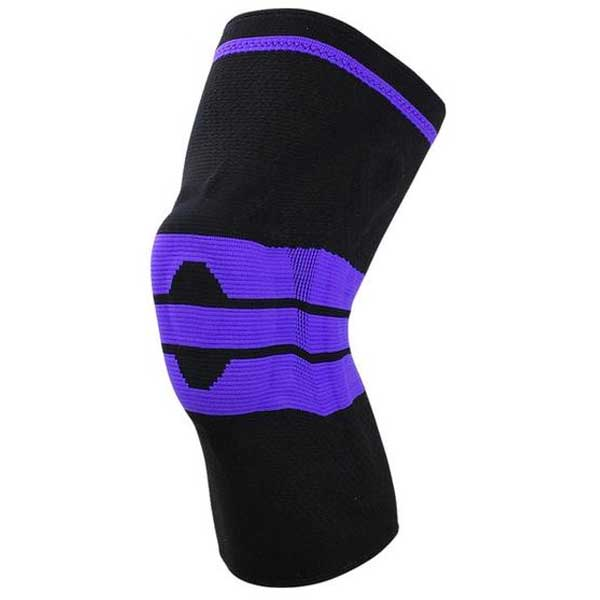 Silicone Compression Knee Support Sleeve - Blown Biker - 8