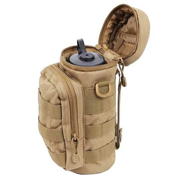 Tactical Waterbottle Belt Pouch - Blown Biker - 01