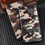 "Military ""Camo"" iPhone Phone Case - Blown Biker - 1"