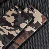 "Military ""Camo"" iPhone Phone Case - Blown Biker - 2"